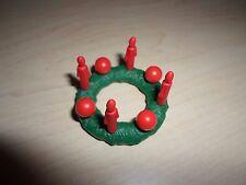 Playmobil® Konvolut Weihnachten Weihnachtskranz Adventskranz P290