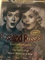 Rosalind Russell: Double Feature #1 NEW DVD FREE SHIPPING!!