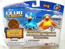 Disney CLUB PENGUIN Series 11 - 12th FISH & SQUIZOID Mix Match Action Figure Set