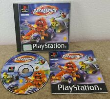 Muppet Race Mania (Sony PlayStation 1) VGC