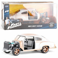 JADA 1:24 FAST AND FURIOUS 8 DOM'S 1951 CHEVROLET FLEETLINE DIECAST VEHICLE TOY