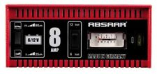KFZ Batterie Ladegerät 8 Amp 6/12V Absaar Ladegerät Batterieladegerät PKW 12 V