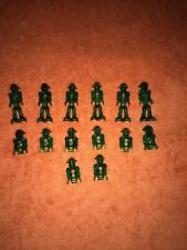 6 Lego Life on Mars ALIEN FIGURES Plus 8 Body's All In Great Condition