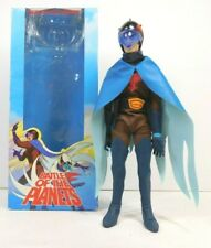 "BATTLE OF THE PLANETS 12"" MARK FIGURE REAL ACTION HEROES MEDICOM 2002"