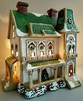 Department 56 Snowhouse- Snow Village- Ramsey Hill #5067-9  Retired💖