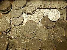 DEUTSCHES REICH GERMANY Kaiserreich 10 pfennig KM#12 1890-1916 choose your coin