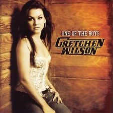One of the Boys by Gretchen Wilson (CD, May-2007, BMG)