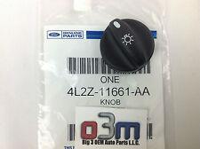 Ford Explorer, Taurus/ Mercury Mountaineer, Sable HEAD LAMP switch KNOB new OEM