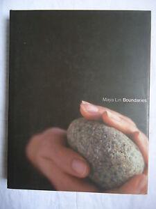 Maya Lin, BOUNDARIES, Simon&Schuster, 2000