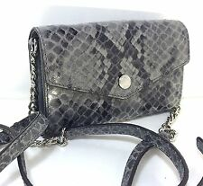 MICHAEL Michael Kors Handbag Electronics Phone Crossbody Dark Slate NWT