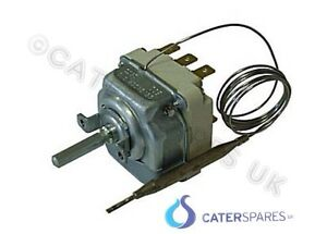TMST34034 PARRY FRYER ELECTRIC THERMOSTAT 3 POLE 6/9 KW 190 oC GENUINE PARTS