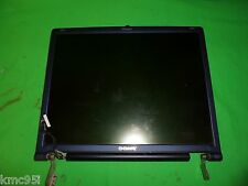 """Sony Vaio PCG-9J5L Laptop Original Factory 15"""" LCD Screen and Hinges"""