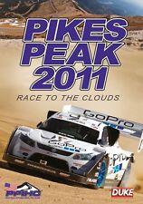 PIKES PEAK 2011 INTERNATIONAL HILL CLIMB DVD. PPIHC. 102 Mins. DUKE 4978N