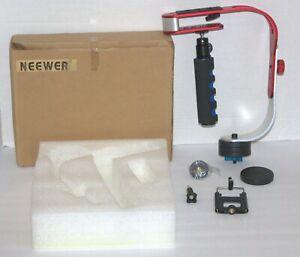 Neewer Aluminium Alloy Handheld Camera Stabilizer movie film