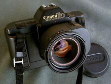 ✅    CANON AF T80 + 50mm f1,8 - AF + winder integrato - verificata e controllata
