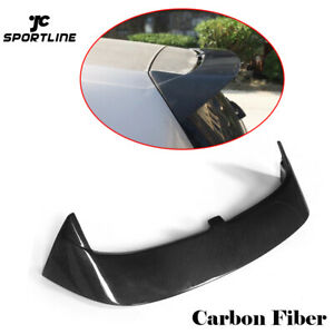 Carbon Fiber Rear Trunk Spoiler Wing For VW Volkswagen Golf VII MK7 2014-2017