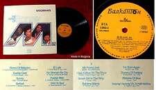 LP Boney M.: The Magic Of....Golden Hits (Balkanton BTA 1882) Bulgarien 1980