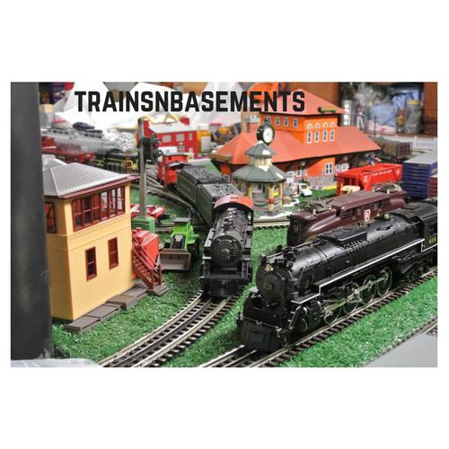 TRAINSNBASEMENTS