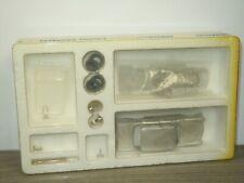 Opel Rekord 4-Turig - Danhausen Unbuilt Metal Kit - in Box Sealed - 1:43 *42254