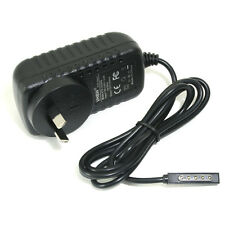 12V 2A AC AU Plug Fast Power Adapter Wall Charger For Microsoft Surface RT Black