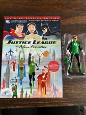 Justice League The New Frontier w/Green Lantern figurine DC Direct Exclusive NEW