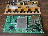 Sharp Aquos LC-C3234U Main Board, Power Supply Board TV Parts Repair Kit