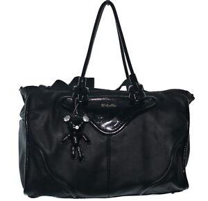 Il Tutto Brigitte Tote Black Luxury Baby Changing Bag NWT SP £149