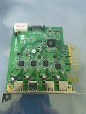 U3X4-PCIE4XE111 Rev 1.1 PCB-00558-01 Expansion Card,Used,^95855
