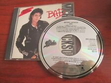 Michael Jackson - Bad [CD] NEAR MINT EARLY ISSUE MADE IN JAPAN