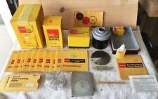 Kodak Photo Developing Equipment Lot Tanks Filters Trays More