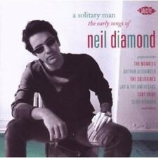 Solitary Man-Early Songs of Neil Diamond CD NEW