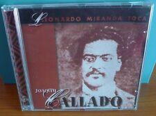 Toca Joaquim Callado * by Leonardo Miranda (CD, Apr-2000, Acari) Import