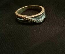 Exoterica Celtic Ancient Bronze Ring-Vintage-Antique Roman-Bronze-Rare