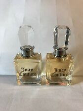 2 JUICY COUTURE Perfume PARFUM Mini's .17 OZ / 5 mL EACH