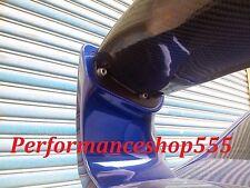 06-11 Honda Civic 4Dr Sedan FD FD2 Coupe Mugen RR Si Carbon Spoiler Wing VACCUM