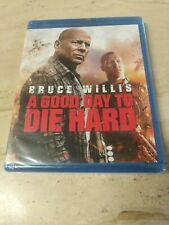 Bruce Willis A Good Day to Die Hard Blu-ray