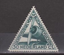 LP 10 luchtpost 10 MNH postfris NVPH Nederland Netherlands airmail