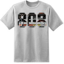 TR808 Music Sampler T Shirt DJ Pioneer CDJ 2000 NXS DJM AKAI 808 (S-3XL) TB303