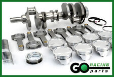 "COMPLETE LSX / LS7 FORGED 4.125"" 441-457 STROKER KIT W/ WISECO PISTONS"
