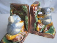 Grace Seccombe Koala Bookends