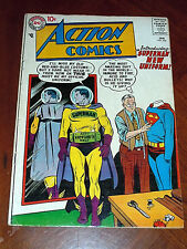 ACTION COMICS #236 (1958)  VG+ (4.5) cond.  SUPERMAN, CONGO BILL, TOMMY TOMORROW