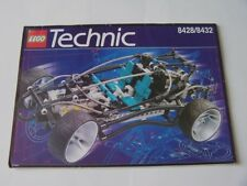 Lego ® recipe/instruction no 8428/8432