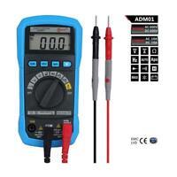 Digital Multimeter AC DC Voltmeter Ammeter Ohmmeter Volt Tester Meter LOT WF