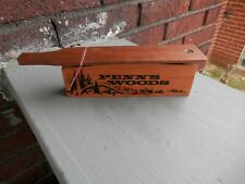 Vintage Penn'S Woods Box Turkey Call Ex L@K