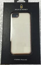 New In Package Milk & Honey Authentic Iphone 5/5s Case