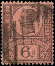 Great Britain Scott #119 Used  4 Clear Margins