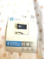 HP Flash Drive 16GB USB Flash Pen Drive (Blue)