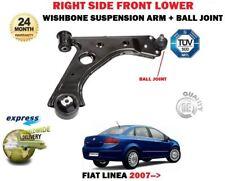 para Fiat Linea 2007- > delantero derecho Brazo Inferior de suspensión espoleta