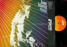 LP--JANNE SCHAFFER PRESENS // OIS //