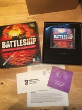 BATTLESHIP CD-ROM Game 1996 The Ultimate Navel Warefare Game W/ Original BIG BOX